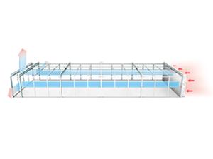 オープンクリーンシステムKOACH_スーパークリーン生成装置-ルームタイプ