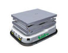 ビジョンシステム搭載無人搬送ロボットS-CART-V100_応用例リフト