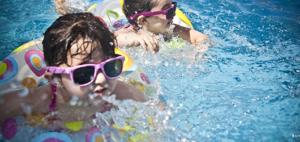 水処理装置ピュアキレイザー_プールや温浴施設