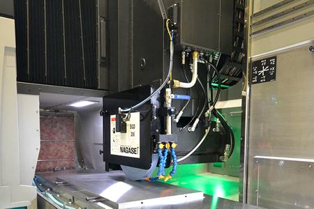 超精密門型成形平面研削盤SGDシリーズ_他の追従を許さない高剛性な機械構造